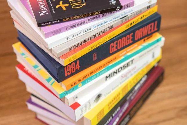 Recolho os livros que já não quer!