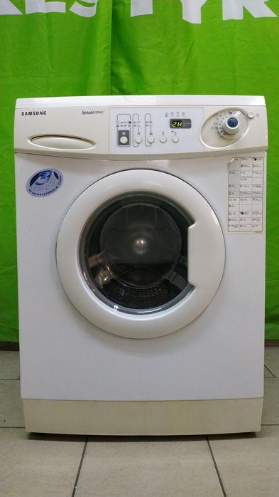 Стиральная машина Samsung 5 kg  дисплеем времени. Харьков - изображение 1