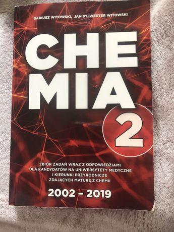 Chemia 2 - zbiór zadań Witowski