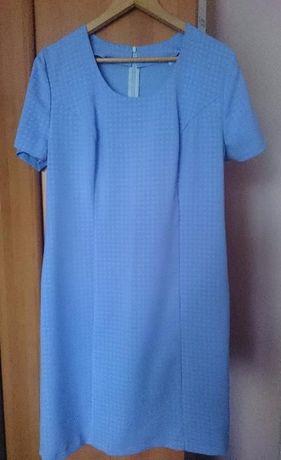 Komplet sukienka z żakietem rozm. 42