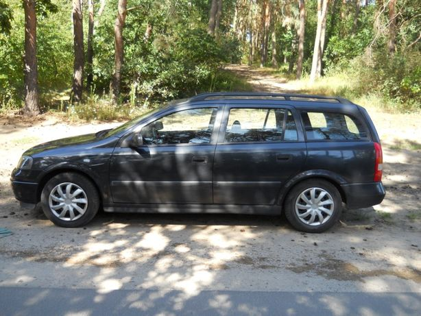 Opel Astra 1999r 1.6i