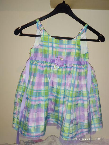 Sukienka dla dziewczynki 18-24 miesiące