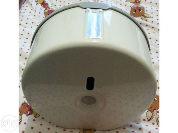 Dispensadores p/wc - papel hig. e sabonete líquido