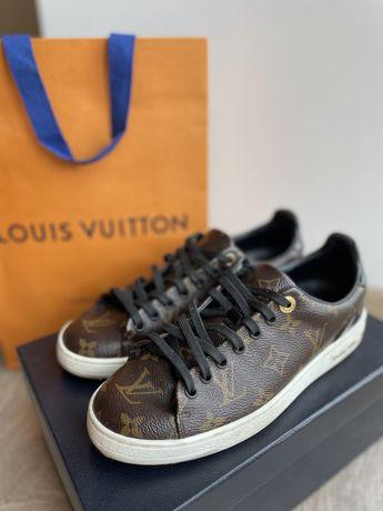 Продам кеды кроссовки Louis Vuitton оригинал