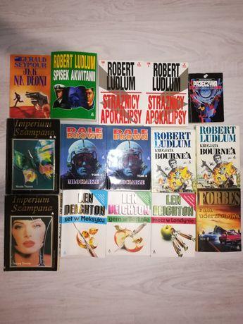 Krucjata Bourne'a Ludlum, Brown, Deighton, Forbes,Thorne