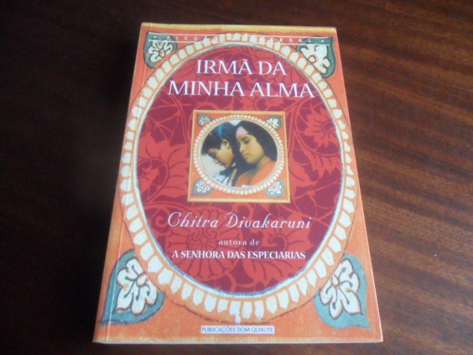 """""""Irmã da Minha Alma"""" de Chitra B. Divakaruni - 1ª Edição de 2001 Carcavelos E Parede - imagem 1"""