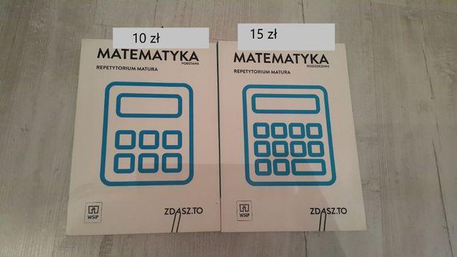 Matematyka repetytorium Matura Podstawa Rozszerzenie