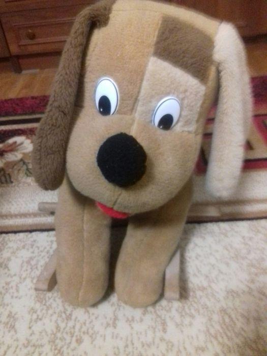 Собачка гойдалка Лосятин - изображение 1