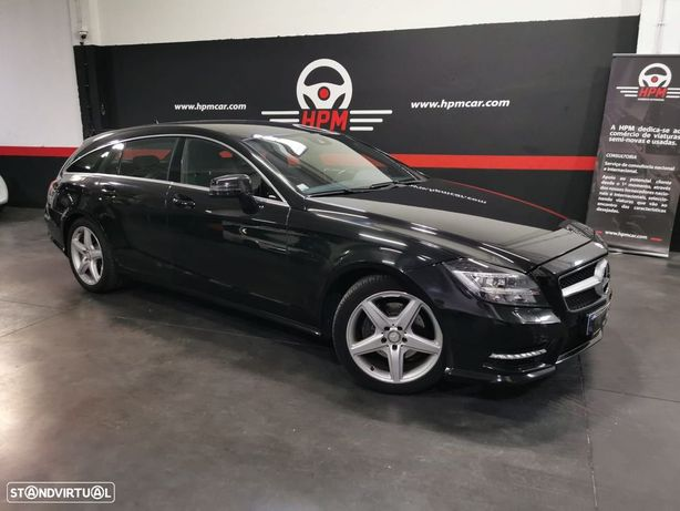 Mercedes-Benz CLS 250 Shooting Break Pack AMG