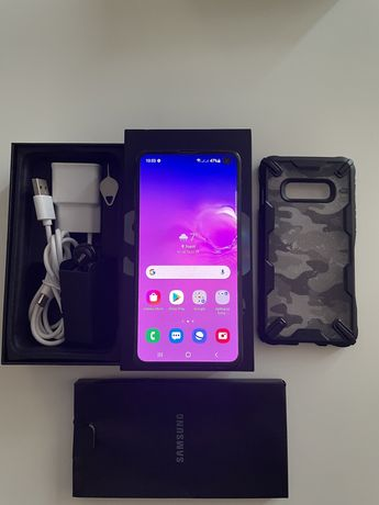 Samsung Galaxy S10e 6/128GB dual sim, bez simlocka, idealny stan