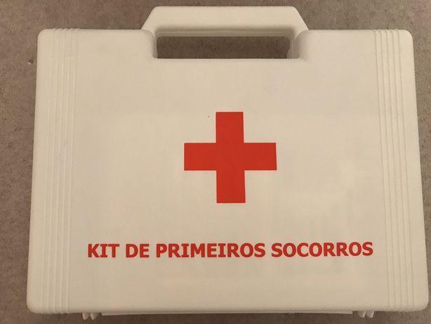 Mini kit de primeiros socorros