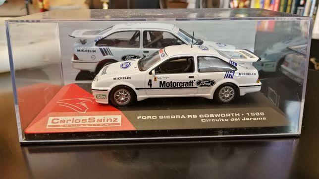 Ford Sierra RS Cosworth Circuit Jarama 1988 Sainz IXO/Altaya 1/43