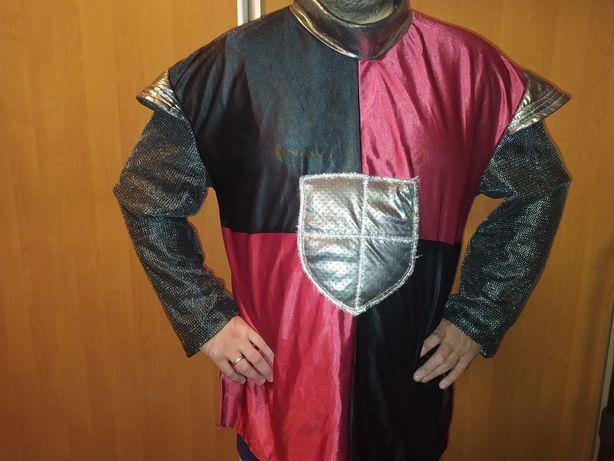 Карнавальный костюм рыцарь Аниматор до 185 см L,XL