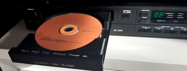 CD Anitech AE-300. 1984r sprawny!