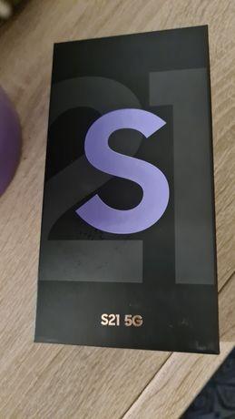 Telefon Samsung s21 ,5g