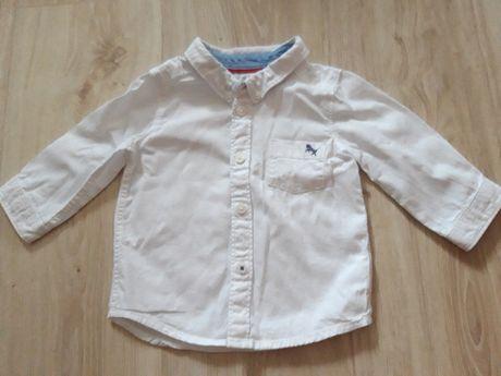 koszula biała H&M rozmiar 62