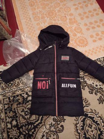 Продам зимову куртку унісекс