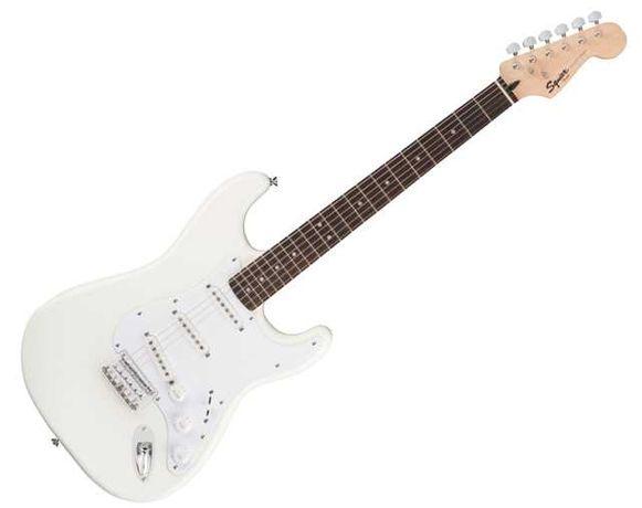 Fender Squier Strat Bullet HT Artic White  (Novo)