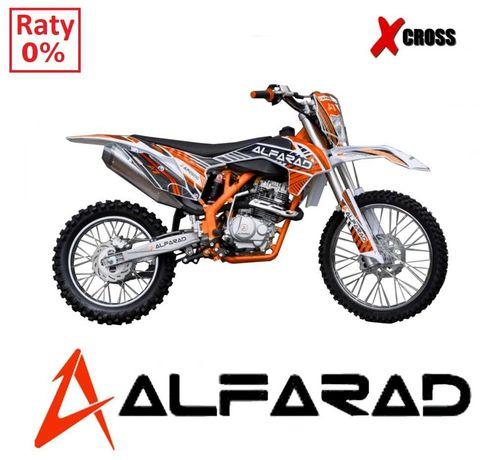 Cross 250 ALFARAD 21/18 Raty 0% Wysyłka Mikilon XB-88 Defender 150