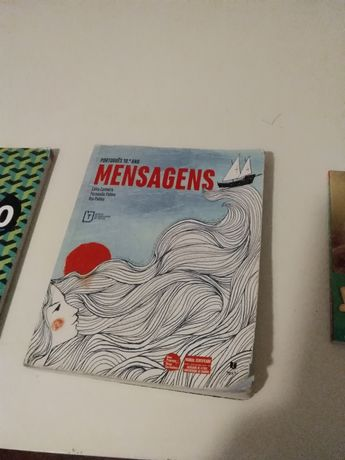Livro Português 10 Mensagens