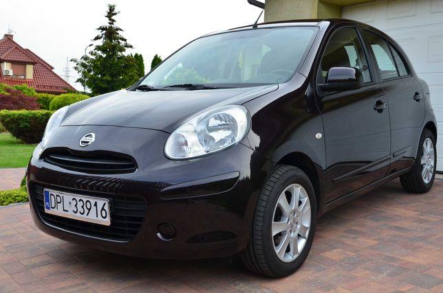 Nissan Micra 1,2 AUTOMAT ,5 drzwi, klima , czujniki parkowania