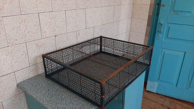 Клетки для С\Х животных и птицы ( Д 75\ Ш 55\ В 20 )