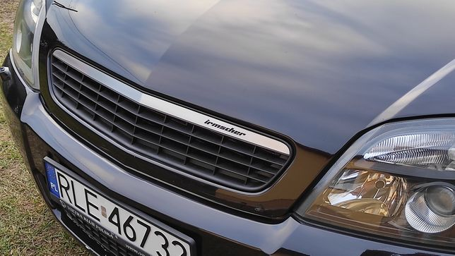 Grill Vectra C Irmscher Signum atrapa gril