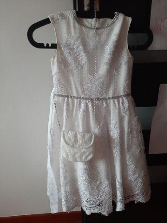Sukienka rozmiar 128/134
