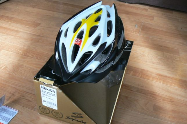 Kask M-L rowerowy SPIUK NEXION 53-61cm