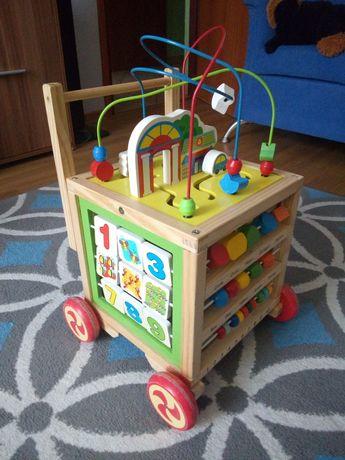 Chodzik-zabawka edukacyjna