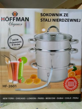 Sprzedam sokowirówkę HOFFMAN