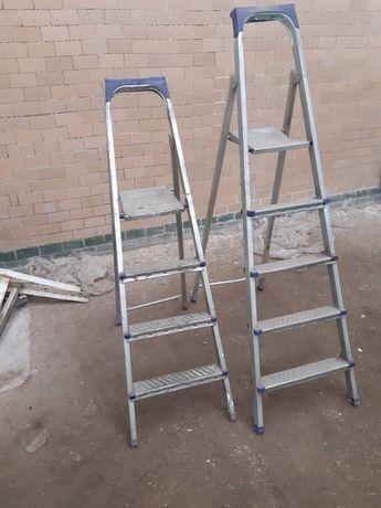 Лестница алюминиевая