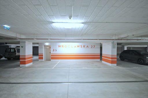 Miejsce parkingowe podziemne MPoint Wrocławska Legnica