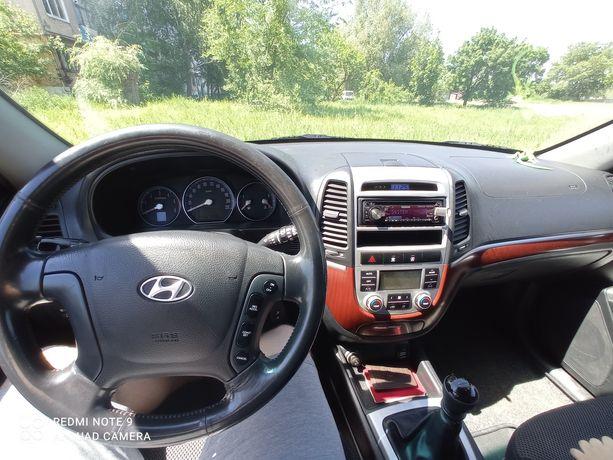 Hyundai Санта фе. Срочно.
