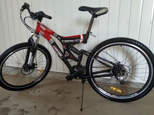 Велосипед Ardis Infinity 26 колесо двухподвес