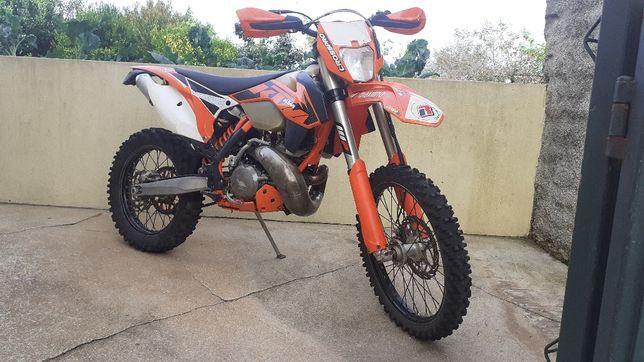 KTM EXC 250 Usada