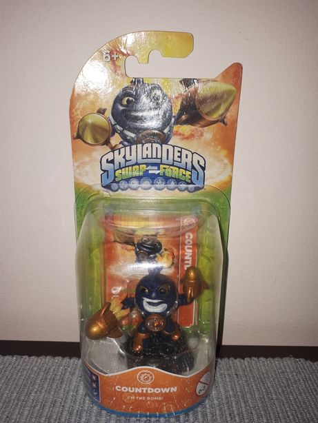 Figurka Skylanders: Swap Force - Countdown