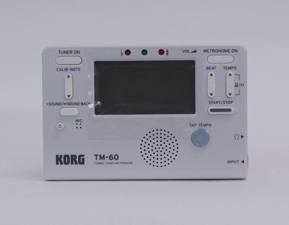 Korg TM-60 metronom / tuner