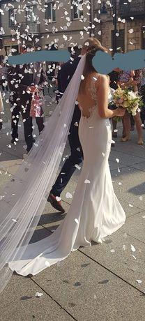 Suknia ślubna gala bangui