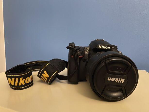 Nikon D7000 / 18-105 / Полный комплект
