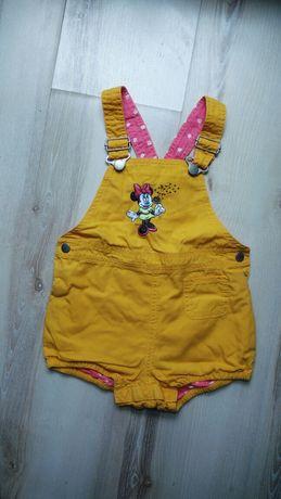 Zestaw ubrań dla dziewczynki 9-12 mcy , rozmiar 80