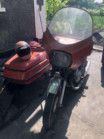 Мотоцикл Иж Юритер 5