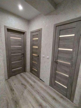 Установка межкомнатных дверей в Киеве