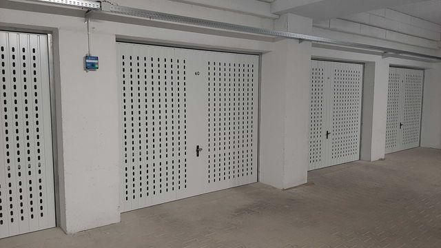 garaż zamykany ul. Potrzebowskiego