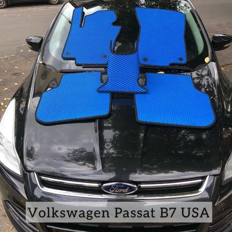 ТОП 2021! EVA коврик в любое авто SKODA, HYUNDAI KIA ланос, ваз, 3D