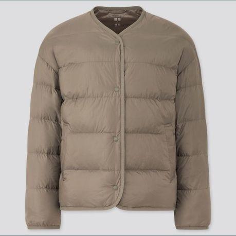 Куртка пуховик Uniqlo