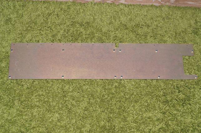 Kurzweil K2000 Płyta montażowa mosiężna oryginalna