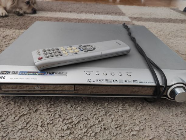 DVD Samsung uszkodzone