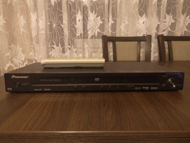 Pioneer odtwarzacz DVD Player DV-300-K
