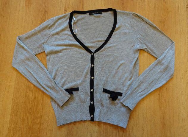 RESERVED Sweter rozpinany rozmiar M
